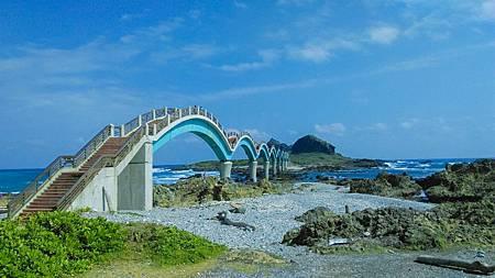 三仙台八拱步橋