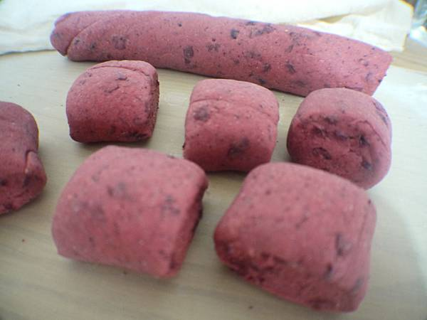 紅殼米蔓越莓饅頭(3).JPG