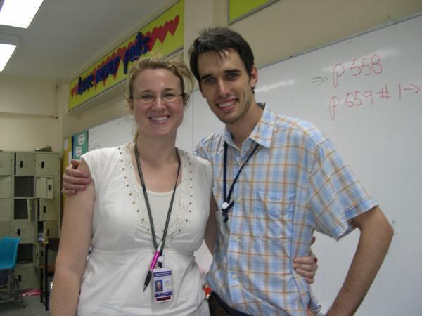 Steve & Mrs. Allison