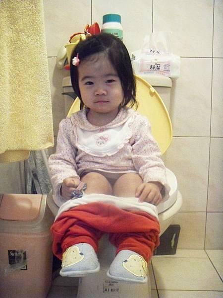 寶寶如廁訓練前的準備