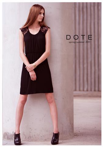 DOTE 2011春夏目錄