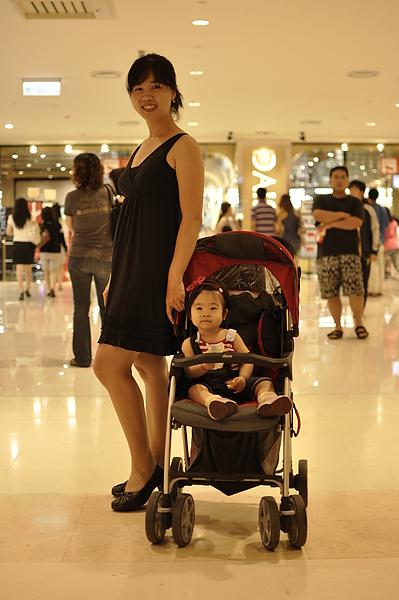 MEV-Havanna Day Dress ~進口時尚有機竹纖維孕期/哺乳洋裝(黑色)