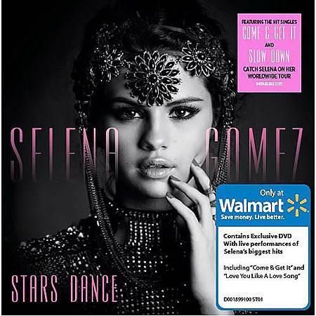 Stars Dance (Deluxe Edition) (Walmart Exclusive) (CD DVD)