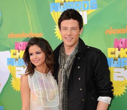 Selena+Gomez+cory-monteith