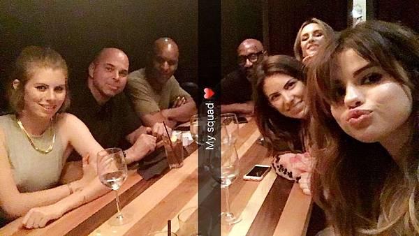 [20160608] Selena via her Snapchat (16)