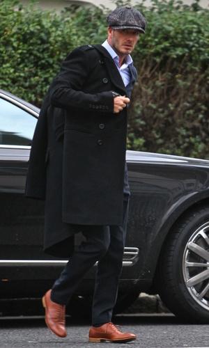 coat David