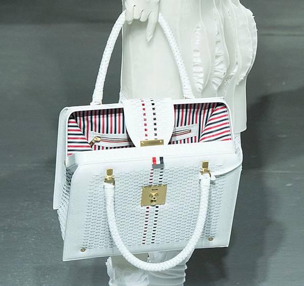 Thom-Browne-Spring-2014-Handbag