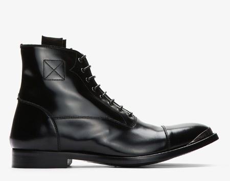 Alexander-McQueen-Black-Leather-Metal-Trimmed-Boots-450x354