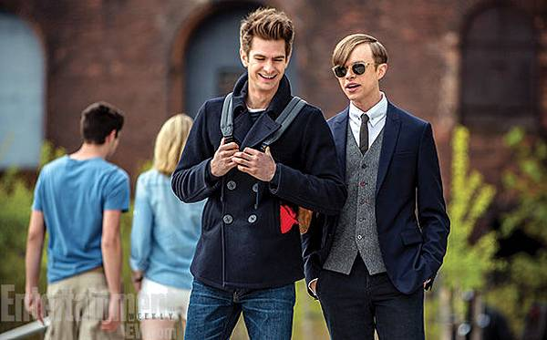 Amazing-Spider-Man-2-Peter-Parker-Harry-Osborn