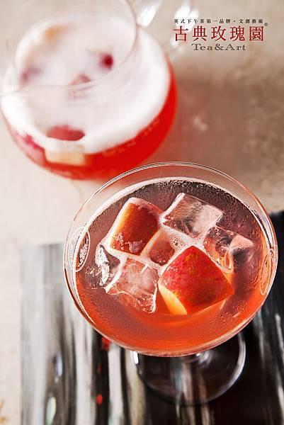 古典玫瑰園 英式冰茶