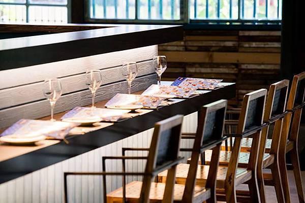 (古典玫瑰園--宜蘭美術館食堂