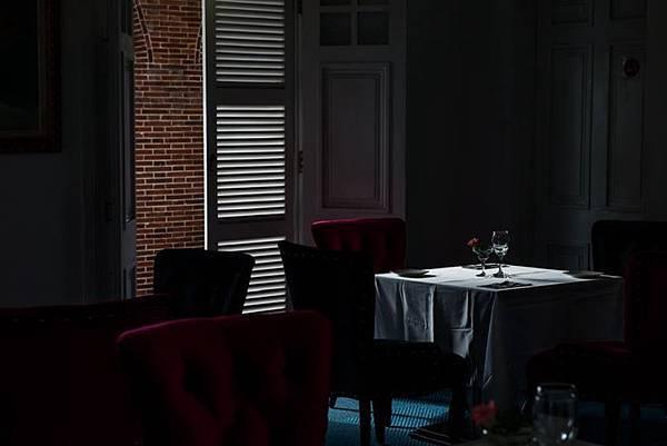 古典玫瑰園-打狗英國領事館文化園區