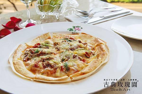 古典玫瑰園-台灣風味脆餅