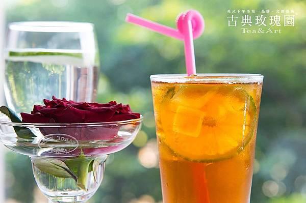 古典玫瑰園-英國茶
