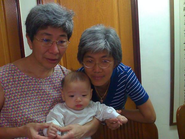 大姨婆還有二姨婆