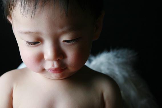媽媽說我是天使