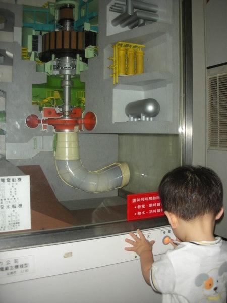 例如:發電模型