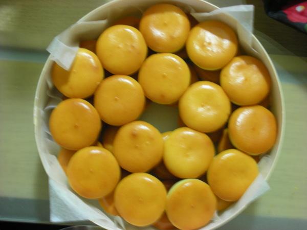 香草Amy的乳酪球