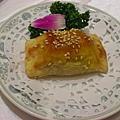 鮭魚叉燒酥