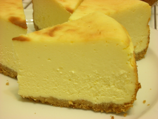 漂亮的cheese cake