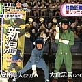 20140807 めざましテレビ - ER2∞都市舞台挨拶映像