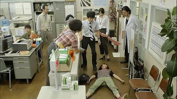 玉川區役所 OF THE DEAD 02