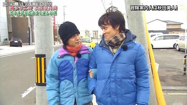 20120108 冒險JAPAN! 関ジャニ∞MAP