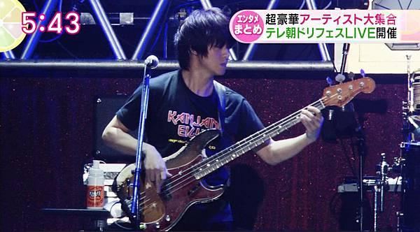 20151124 グッド!モーニング - Dream Festival