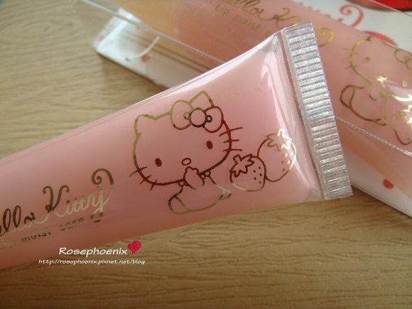 草莓季Hello Kitty護唇蜜 (1).JPG