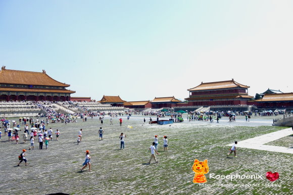 0708北京天安門、故宮 (7).JPG