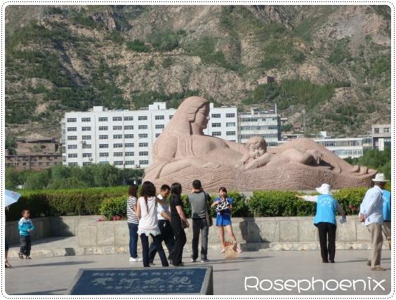 0827-黃河母親像(2).JPG