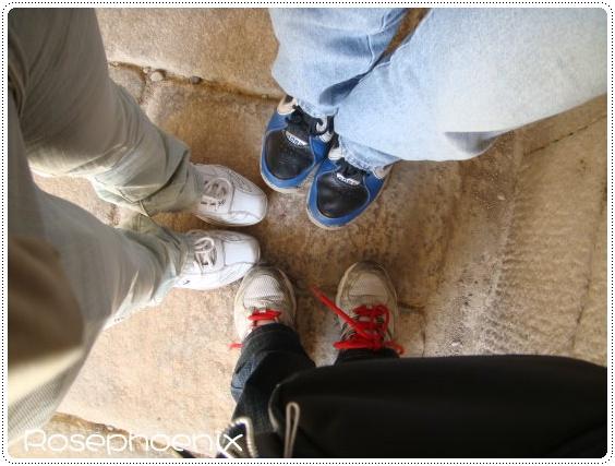 0830- 嘉峪關的腳印.JPG
