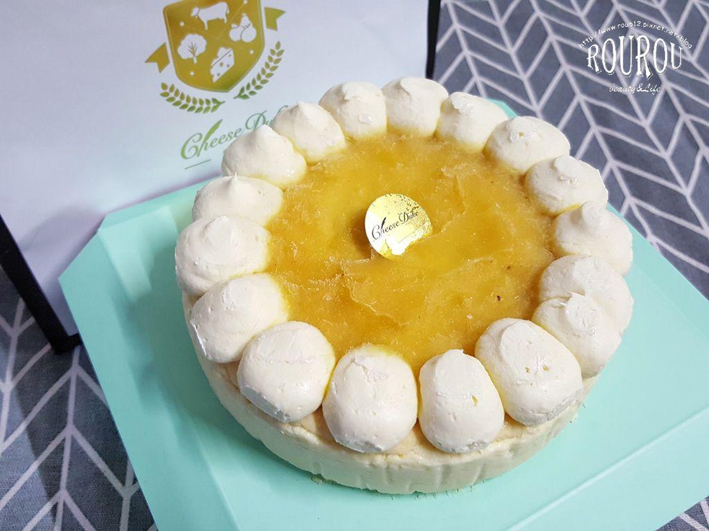 起士公爵陽光鳳梨乳酪蛋糕5.jpg