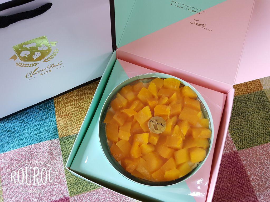 起士公爵夏日派對芒果乳酪蛋糕4.jpg
