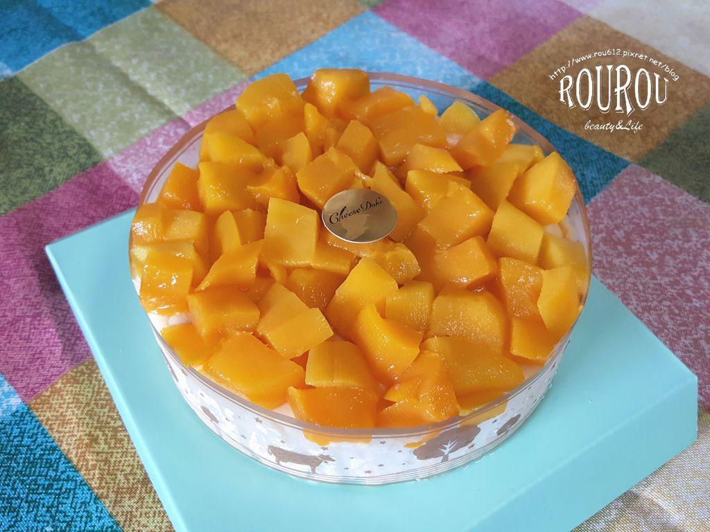 起士公爵夏日派對芒果乳酪蛋糕5.jpg