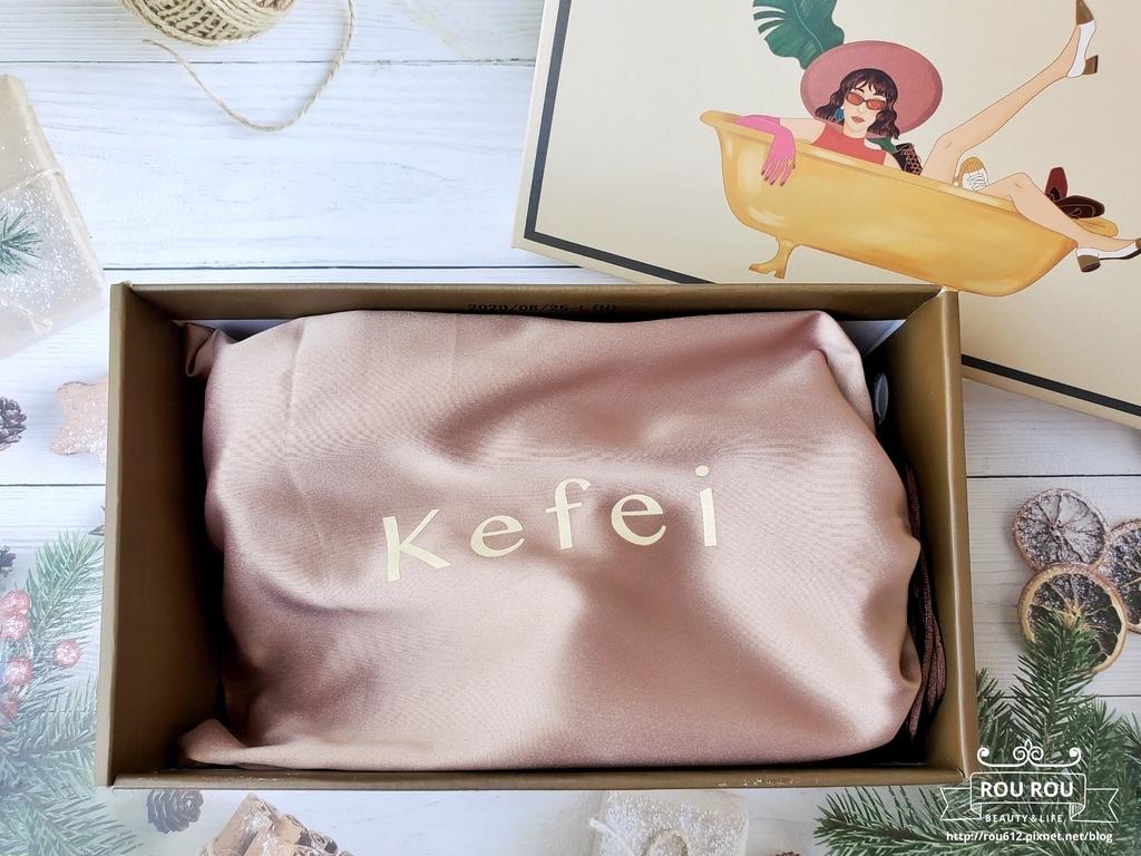 kefei 頂級鞋包性感S曲線方頭繫帶涼跟鞋6.jpg