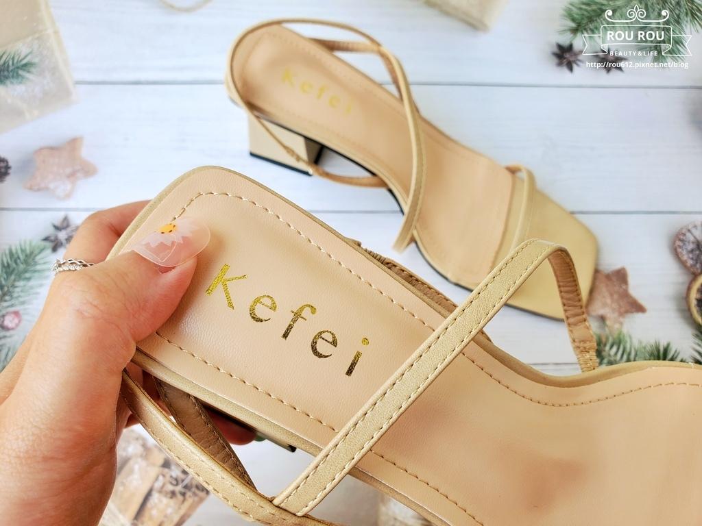 kefei 頂級鞋包性感S曲線方頭繫帶涼跟鞋13.jpg