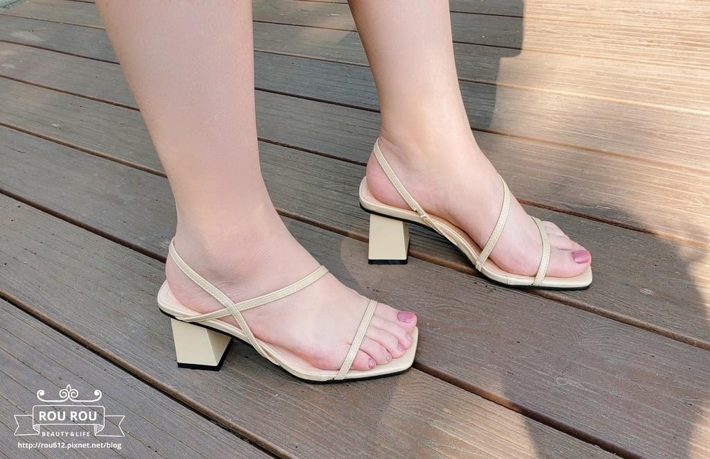 kefei 頂級鞋包性感S曲線方頭繫帶涼跟鞋17.jpg