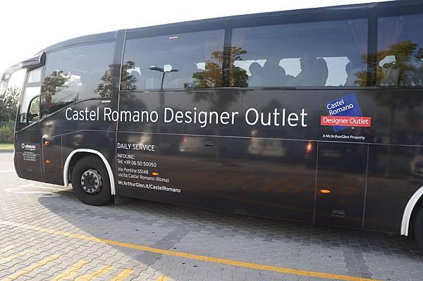 羅馬近郊Castel Romano designer outlet 如何去@ routinechen72 ...