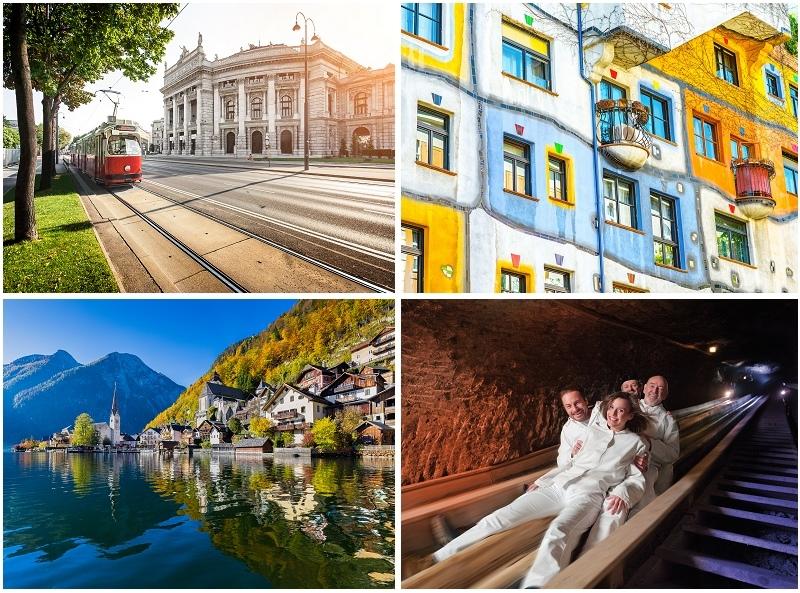《歐洲。遊》 玩奧地利-捷克旅遊首推華友旅行 蜜月首選優質行程 7大世界遺產3夯景點玩透透