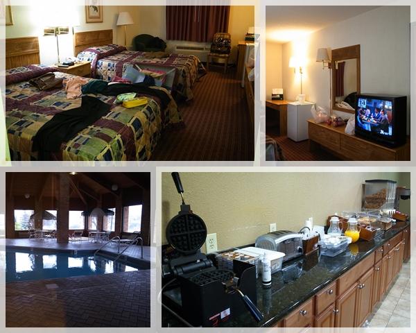 美國出差Day2 - Ashland Inn & Suites.jpg