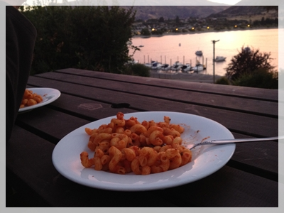 晚餐@Wanaka