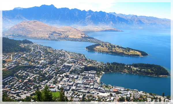 Queenstown under Skyline 1