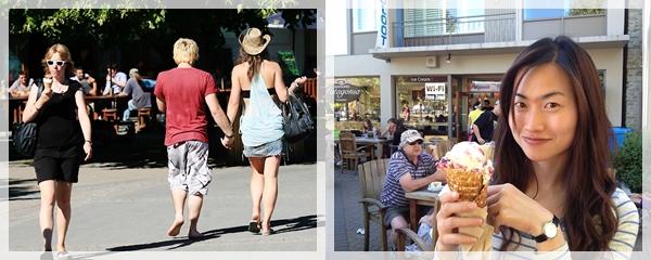 Patagonia ice cream