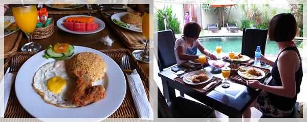 Bali Day2 早餐
