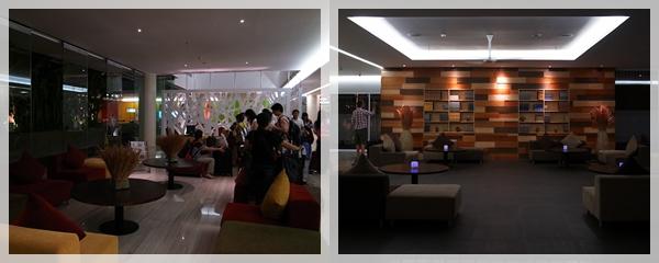 巴里島。Mercure Bali Harvestland Hotel 等候
