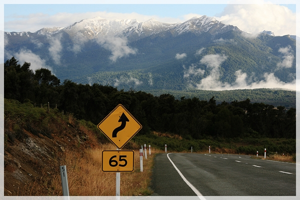 紐西蘭。米佛公路