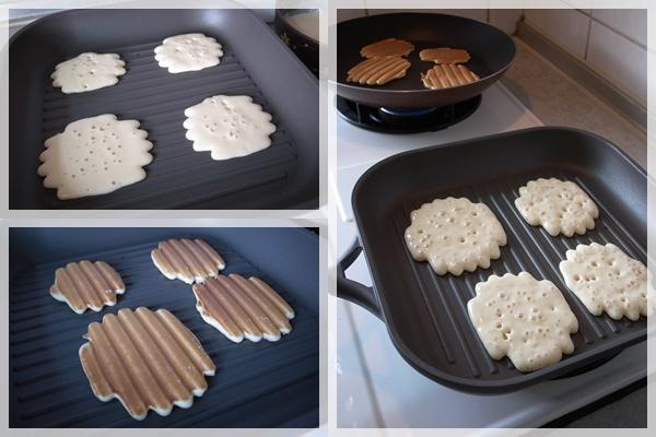 自製鬆餅1