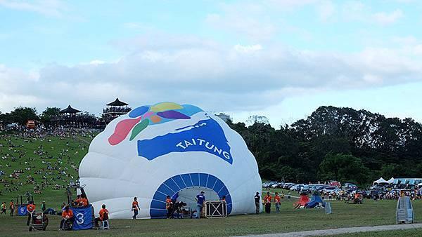 台東。2014熱氣球嘉年華DAY2