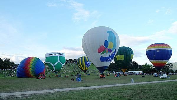 台東。2014熱氣球嘉年華2
